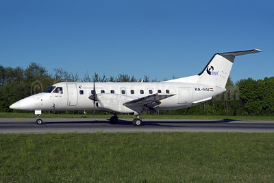 Budapest Aircraft Service Ltd. - BASe Embraer EMB-120RT Brasilia HA-FAI (msn 120123) ZRH (Rolf Wallner). Image: 946310.