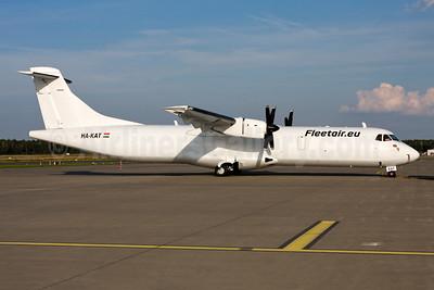 Fleet Air International (Fleetair.eu) ATR 72-201 (F) HA-KAT (msn 108) NUE (Gunter Mayer). Image: 955462.