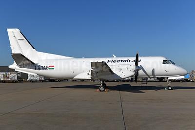 Fleet Air International (Fleetair.eu) SAAB 340A HA-TAG (msn 078) AMS (Ton Jochems). Image: 950077.
