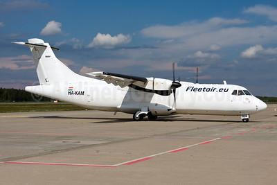 Fleet Air International (Fleetair.eu) ATR 42-320 HA-KAM (msn 066) NUE (Gunter Mayer). Image: 953977.