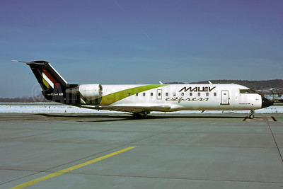 Airline Color Scheme - Introduced 2002