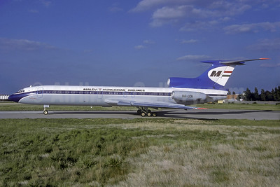 MALEV Hungarian Airlines Tupolev Tu-154B-2 HA-LCH (msn 75A128) ORY (Jacques Guillem). Image: 940897.