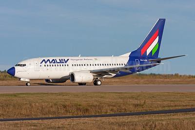 MALEV Hungarian Airlines Boeing 737-7Q8 HA-LOS (msn 29359) ARN (Stefan Sjogren). Image: 940609.