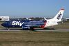 SkyEurope Airlines (Hungary) Boeing 737-33V HA-LKR (msn 29332) STN (Antony J. Best). Image: 903419.