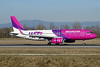 Wizz Air (wizzair.com) (Hungary) Airbus A320-232 WL HA-LWU (msn 5617) BSL (Paul Bannwarth). Image: 931908.