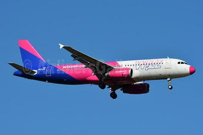 Wizz Air (wizzair.com) (Hungary) Airbus A320-232 HA-LWG (msn 4308) BSL (Paul Bannwarth). Image: 944212.