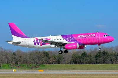 Wizz Air (wizzair.com) (Hungary) Airbus A320-232 HA-LPN (msn 3354) BSL (Paul Bannwarth). Image: 934524.