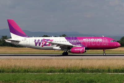 Wizz Air (wizzair.com) (Hungary) Airbus A320-232 HA-LPI (msn 2752) BSL (Paul Bannwarth). Image: 913352.