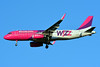 Wizz Air (wizzair.com) (Hungary) Airbus A320-232 WL HA-LYH (msn 6235) BSL (Paul Bannwarth). Image: 927375.