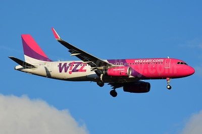 Wizz Air (Hungary) Airbus A320-232 WL HA-LYP (msn 6589) BSL (Paul Bannwarth). Image: 951079.