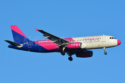 Wizz Air (wizzair.com) (Hungary) Airbus A320-232 HA-LWI (msn 4628) BSL (Paul Bannwarth). Image: 940680.