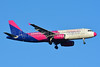 Wizz Air (wizzair.com) (Hungary) Airbus A320-232 HA-LWI (msn 4628) BSL (Paul Bannwarth). Image: 940680.