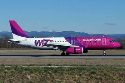 Wizz Air (wizzair.com) (Hungary) Airbus A320-232 HA-LPQ (msn 3409) BSL (Paul Bannwarth). Image: 923235.