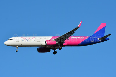 Wizz Air  (Hungary) Airbus A321-231 WL HA-LXW (msn 7947) BSL (Paul Bannwarth). Image: 946815.