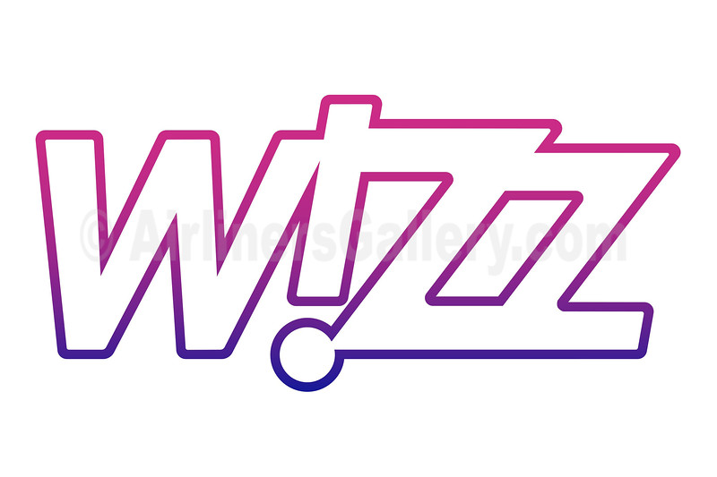 1. Wizz Air (Hungary) logo