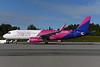 Wizz Air (wizzair.com) (Hungary) Airbus A320-232 WL HA-LYQ (msn 6614) TRF (Ton Jochems). Image: 941588.