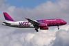 Wizz Air (wizzair.com) (Hungary) Airbus A320-232 HA-LPR (msn 3430) BSL (Paul Bannwarth). Image: 924324.