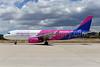 Wizz Air (wizzair.com) (Hungary) Airbus A320-232 HA-LWD (msn 4351) PMI (Ton Jochems). Image: 933886.