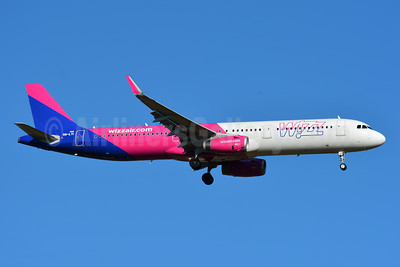 Wizz Air  (Hungary) Airbus A321-231 WL HA-LTI (msn 8943) BSL (Paul Bannwarth). Image: 947921.