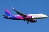 Wizz Air (wizzair.com) (Hungary) Airbus A320-232 WL HA-LYQ (msn 6614) BSL (Paul Bannwarth). Image: 934522.