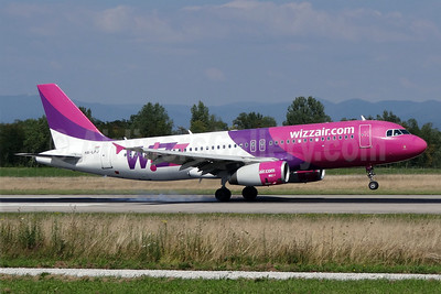 Wizz Air (wizzair.com) (Hungary) Airbus A320-232 HA-LPJ (msn 3127) BSL (Paul Bannwarth). Image: 913353.