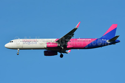 Wizz Air  (Hungary) Airbus A321-231 WL HA-LXN (msn 7532) BSL (Paul Bannwarth). Image: 946811.