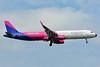 Wizz Air  (Hungary) Airbus A321-231 WL HA-LXH (msn 7217) FRA (Paul Bannwarth). Image: 937147.