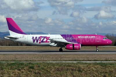 Wizz Air (wizzair.com) (Hungary) Airbus A320-232 HA-LPS (msn 3771) BSL (Paul Bannwarth). Image: 923236.