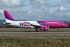 Wizz Air (wizzair.com) (Hungary) Airbus A320-232 HA-LPS (msn 3771) BSL (Paul Bannwarth). Image: 923236.