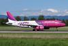 Wizz Air (wizzair.com) (Hungary) Airbus A320-232 HA-LWD (msn 4351) BSL (Paul Bannwarth). Image: 924325.