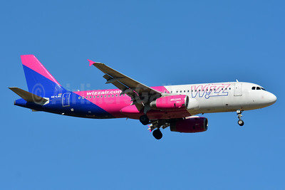 Wizz Air (wizzair.com) (Hungary) Airbus A320-232 HA-LWE (msn 4372) BSL (Paul Bannwarth). Image: 937608.