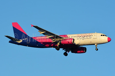 Wizz Air (wizzair.com) (Hungary) Airbus A320-232 HA-LWD (msn 4351) BSL (Paul Bannwarth). Image: 936687.