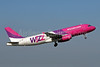Wizz Air (wizzair.com) (Hungary) Airbus A320-232 HA-LPS (msn 3771) LTN (Rob Skinkis). Image: 907161.