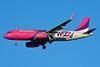 Wizz Air (wizzair.com) (Hungary) Airbus A320-232 WL HA-LYJ (msn 6360) BSL (Paul Bannwarth). Image: 930966.
