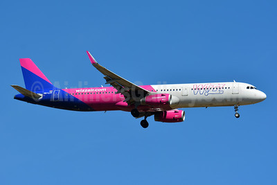 Wizz Air  (Hungary) Airbus A321-231 WL HA-LXV (msn 7826) BSL (Paul Bannwarth). Image: 944506.