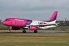 Wizz Air (wizzair.com) (Hungary) Airbus A320-232 WL HA-LYA (msn 6077) (Sharklets) LTN (Antony J. Best). Image: 927374.