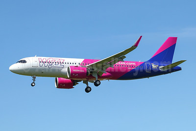 First Airbus A320neo for Wizz Air