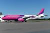 Wizz Air (wizzair.com) (Hungary) Airbus A320-232 WL HA-LWX (msn 6001) TRF (Ton Jochems). Image: 924516.
