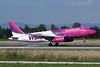 Wizz Air (wizzair.com) (Hungary) Airbus A320-232 HA-LWG (msn 4308) BSL (Paul Bannwarth). Image: 913354.