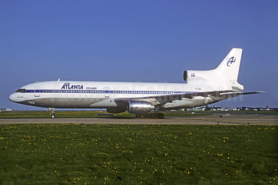 Air Atlanta Iceland Lockheed L-1011-385-1 TriStar 1 TF-ABG (msn 1005) (Pan Am colors) CPH (Christian Volpati Collection). Image: 928101.