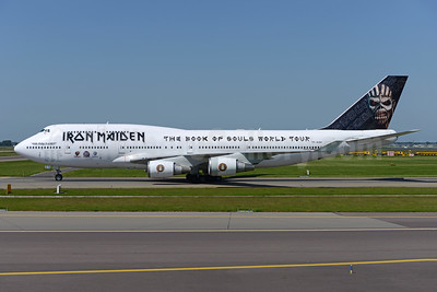 Air Atlanta Icelandic Boeing 747-428 TF-AAK (msn 32868) (Iron Maiden) AMS (Ton Jochems). Image: 944796.