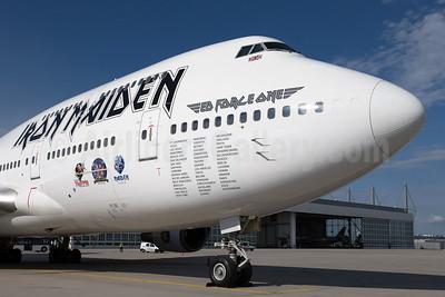 Air Atlanta Icelandic Boeing 747-428 TF-AAK (msn 32868) (Iron Maiden) MUC (Arnd Wolf). Image: 933153.