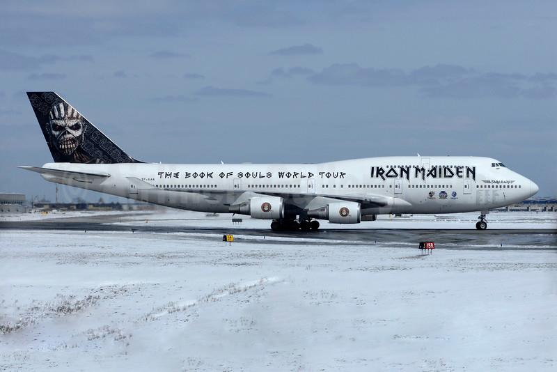 Air Atlanta Icelandic Boeing 747-428 TF-AAK (msn 32868) (Iron Maiden) YYZ (TMK Photography). Image: 932393.