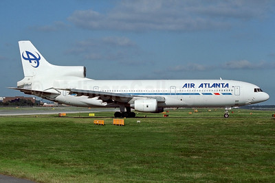 Air Atlanta Icelandic Lockheed L-1011-385-1-15 TriStar 100 TF-ABT (msn 1231) LGW (Antony J. Best). Image: 930773.