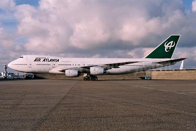 Air Atlanta Icelandic Boeing 747-267B TF-ATD (msn 21966) AMS (Ton Jochems). Image: 953264.