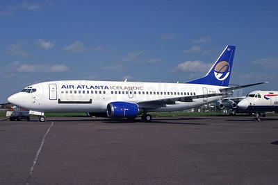 Air Atlanta Icelandic Boeing 737-33A TF-ELO (msn 24028) SEN (Antony J. Best). Image: 928102.