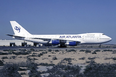 Air Atlanta Icelandic Cargo Boeing 747-243B (F) TF-AMD (msn 23476) SHJ (Christian Volpati Collection). Image: 952024.