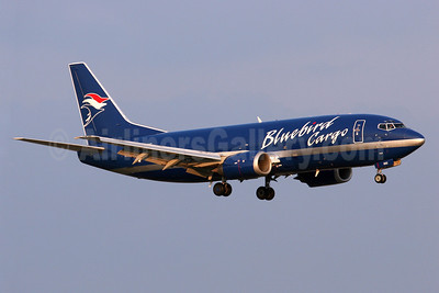 Bluebird Cargo Boeing 737-36E (F) TF-BBE (msn 25256) ARN (Stefan Sjogren). Image: 901384.