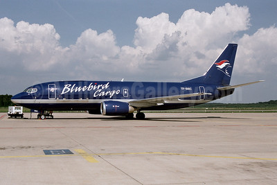 Bluebird Cargo Boeing 737-3Q4 (F) TF-BBC (msn 24209) (Ton Jochems). Image: 953334.