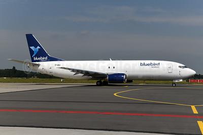 Bluebird Nordic Boeing 737-476 (F) TF-BBJ (msn 24436) LGG (Ton Jochems). Image: 946903.
